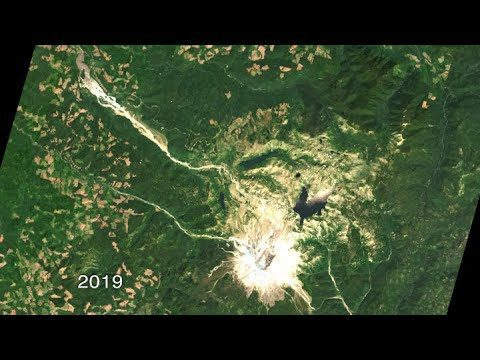 40 Years of Watching Mount St. Helens