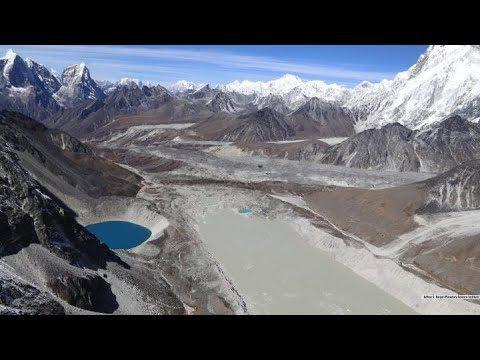 Tracking Three Decades of Dramatic Glacial Lake Growth