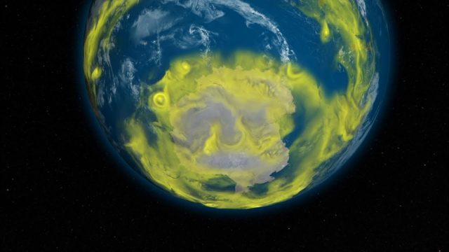 NASA Helps Scientists Identify Uptick in Emissions of Ozone-Depleting Compounds