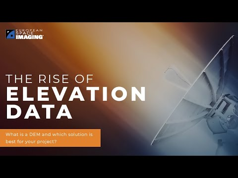 The Rise of Elevation Data – What Is a DEM and Which Solution Is Best for You?