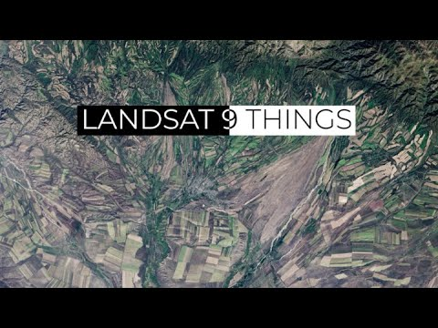 9 Things About Landsat 9
